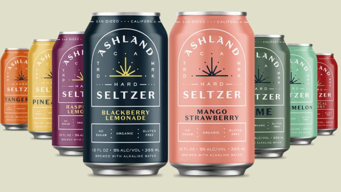 Ashland Hard Seltzer Flavors