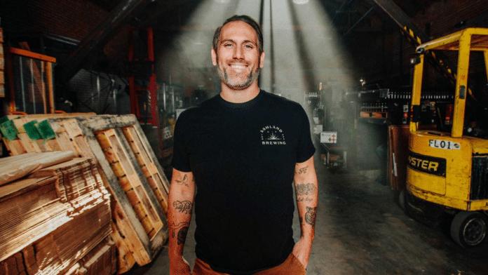 Ashland Hard Seltzer CEO Josh Landan