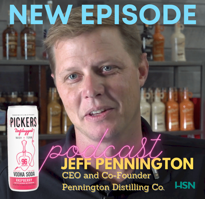 Jeff Pennington Pickers Vodka Soda