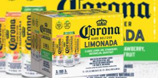 Corona limonada