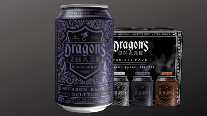 Dragon's Share Seltzer