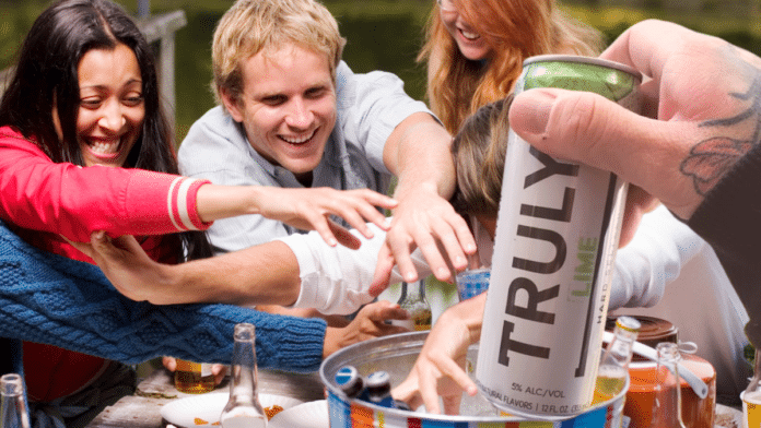 Hard seltzer takes share from beer