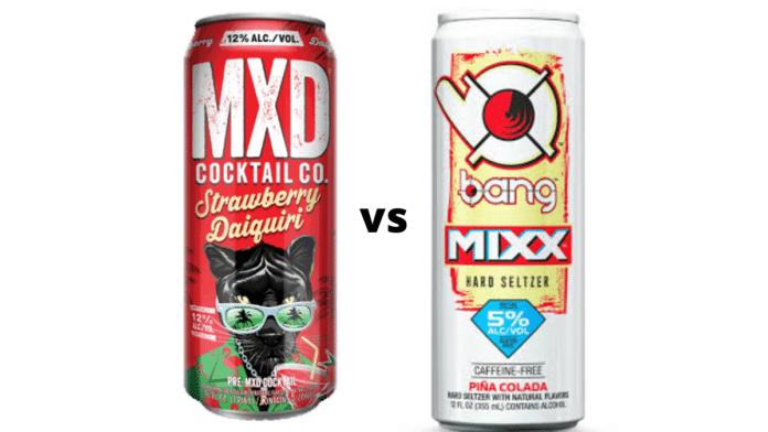 MXD vs MIXX trademark suit