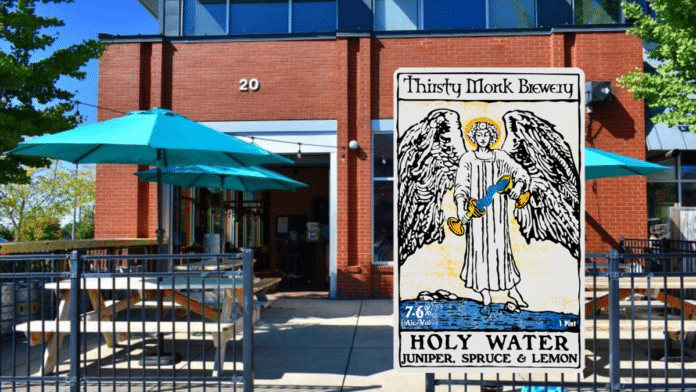 Thirsty Monk Holy Water