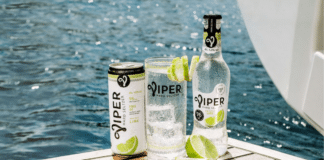 hard seltzer in bottles and cans